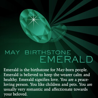 May Birthstone - Meaning and Facts