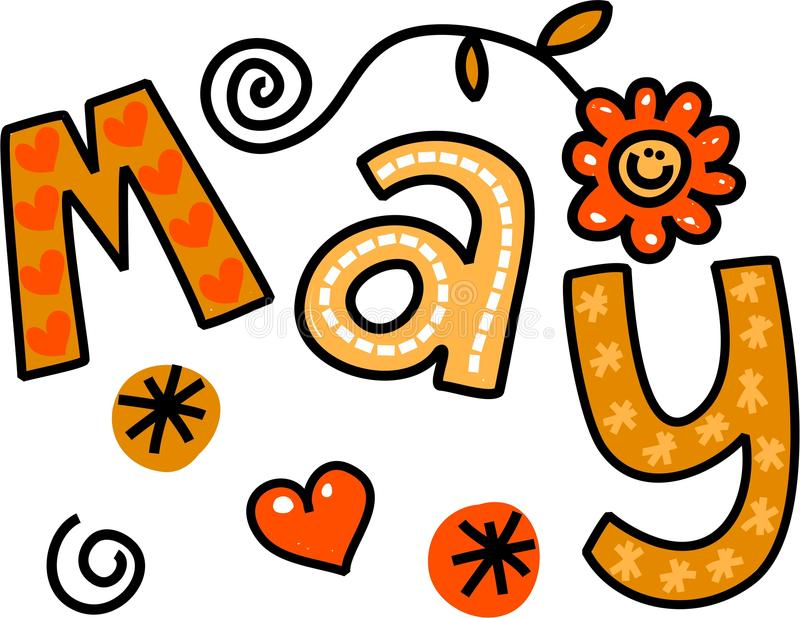 May Clipart Free