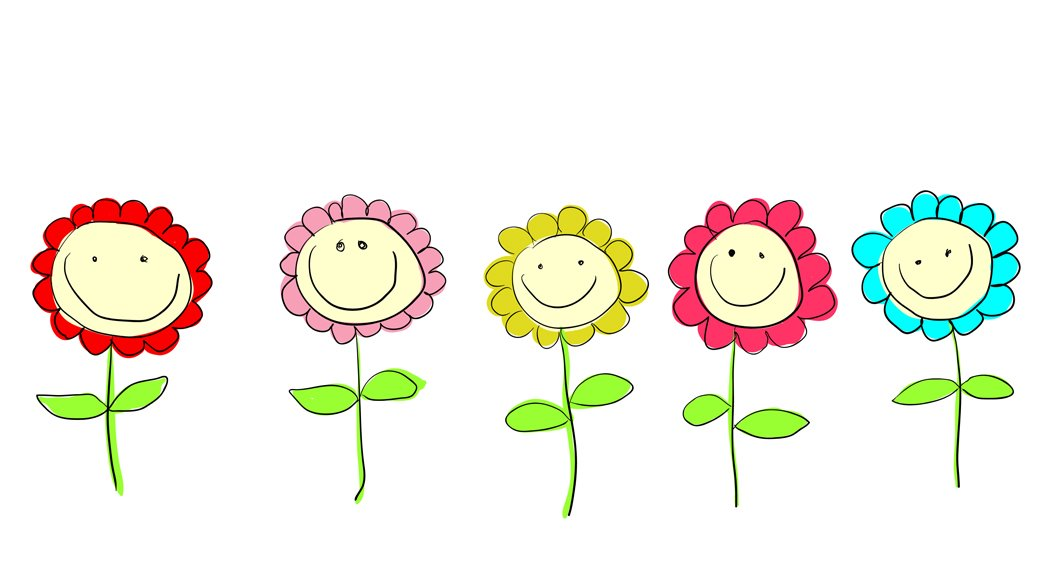 May Flower Images Clipart