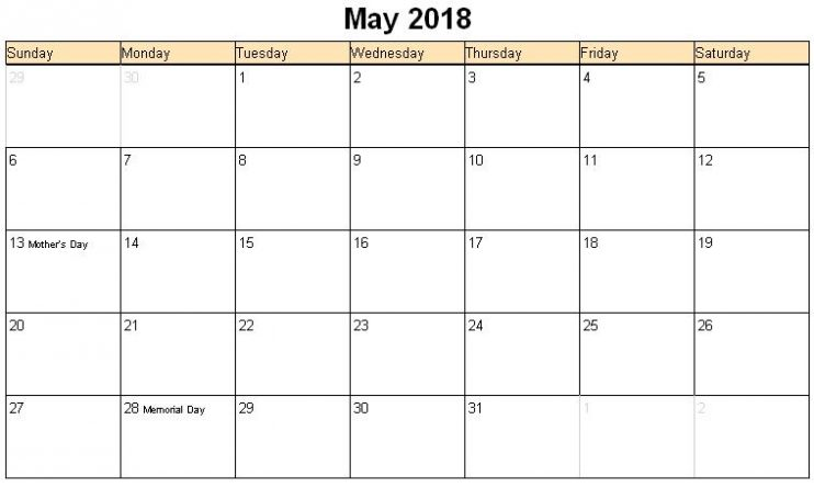 Nz Holidays 2018 May Calendar