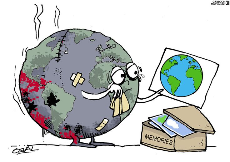 Sad Earth Day Images Clip Art