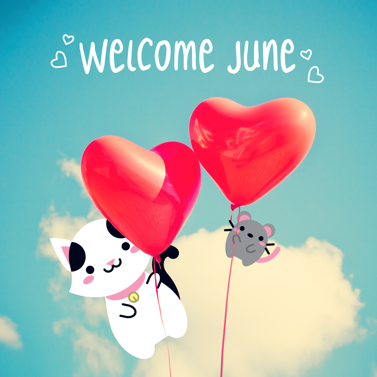 Welcome June Images Love Free Download