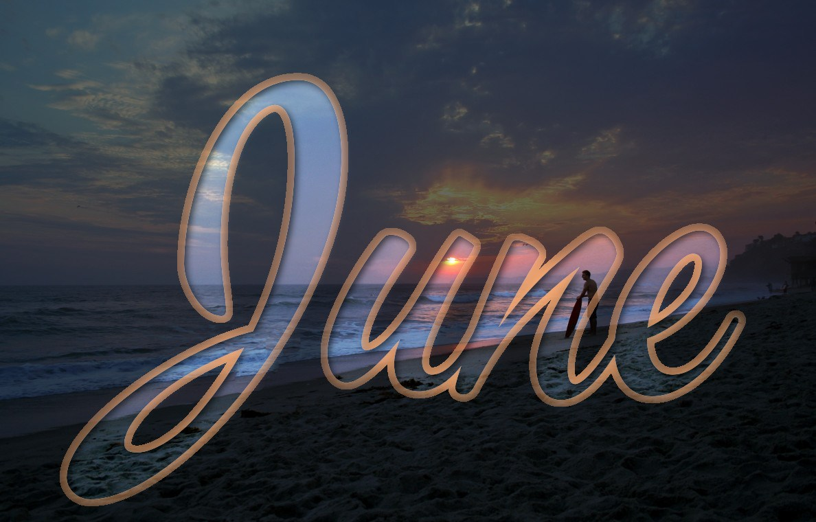 Welcome June Images Sky