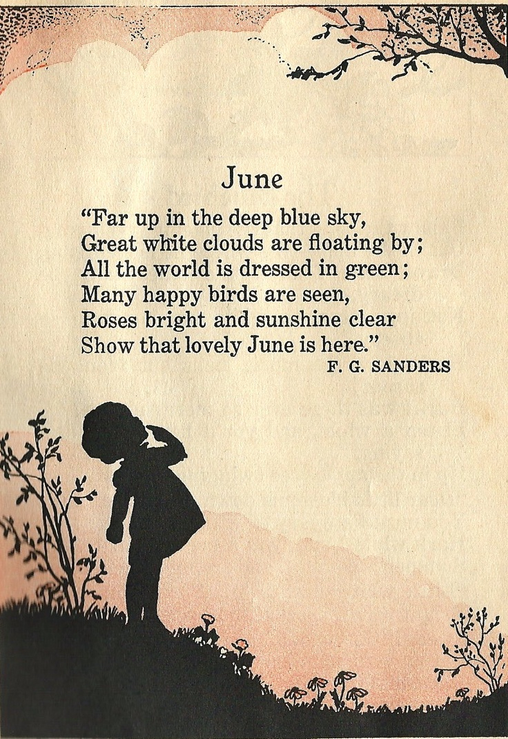Welcome June Quotes Saying Inspirational