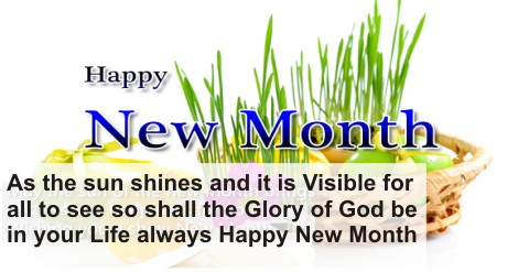 Welcome May Quotes, Happy New Month
