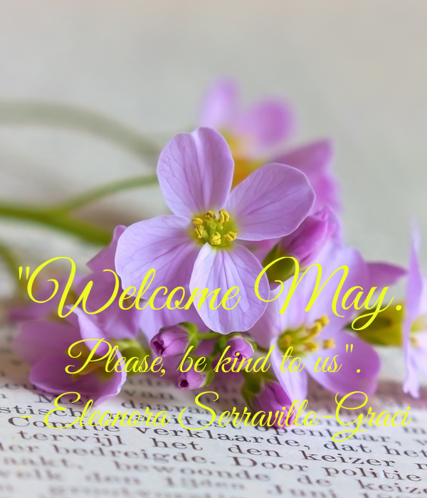 Welcome May Quotes Tumblr