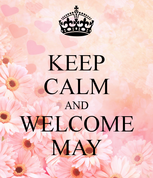 Welcome May Whatsapp