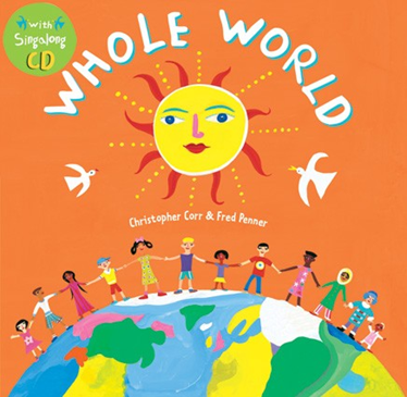 Whole World Earth Day Birthday Book