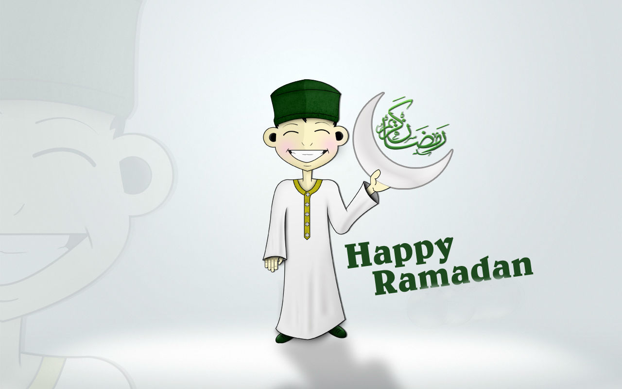 Beautiful Ramadan Mubarak Wallpaper