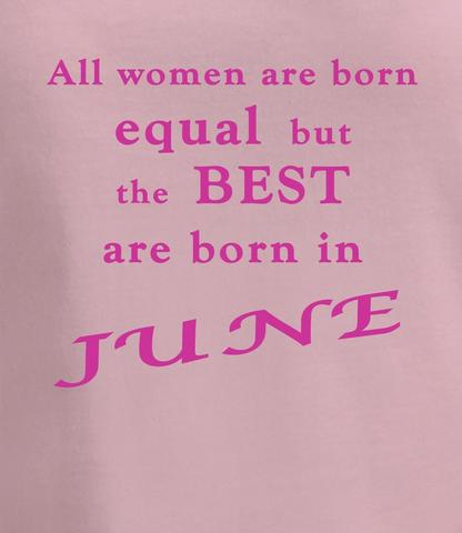 Born In June – June Born Quotes