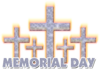 Christian Clipart for memorial day