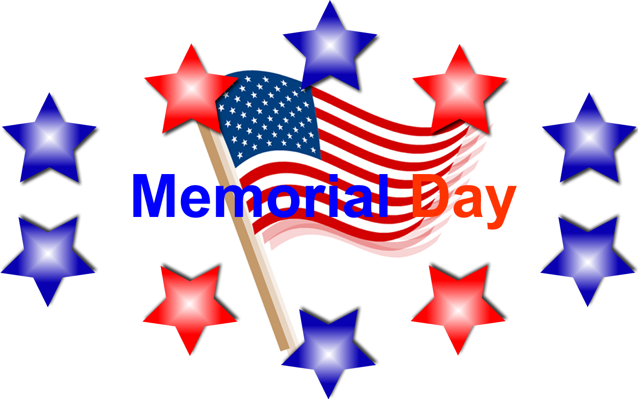 Clip Art for memorial day
