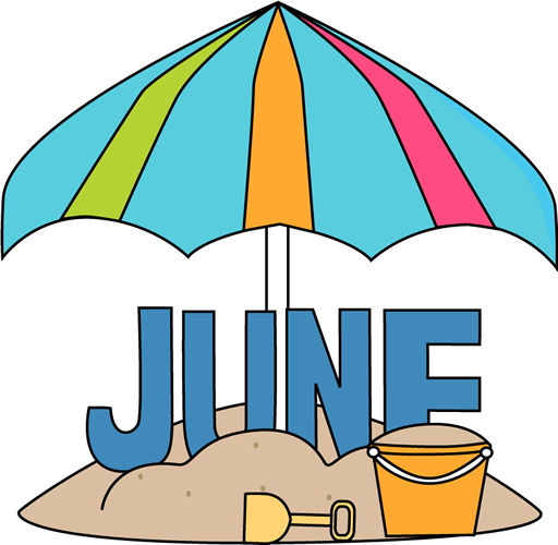 Clipart June Month