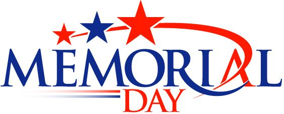 Closed for Memorial Day Clipart