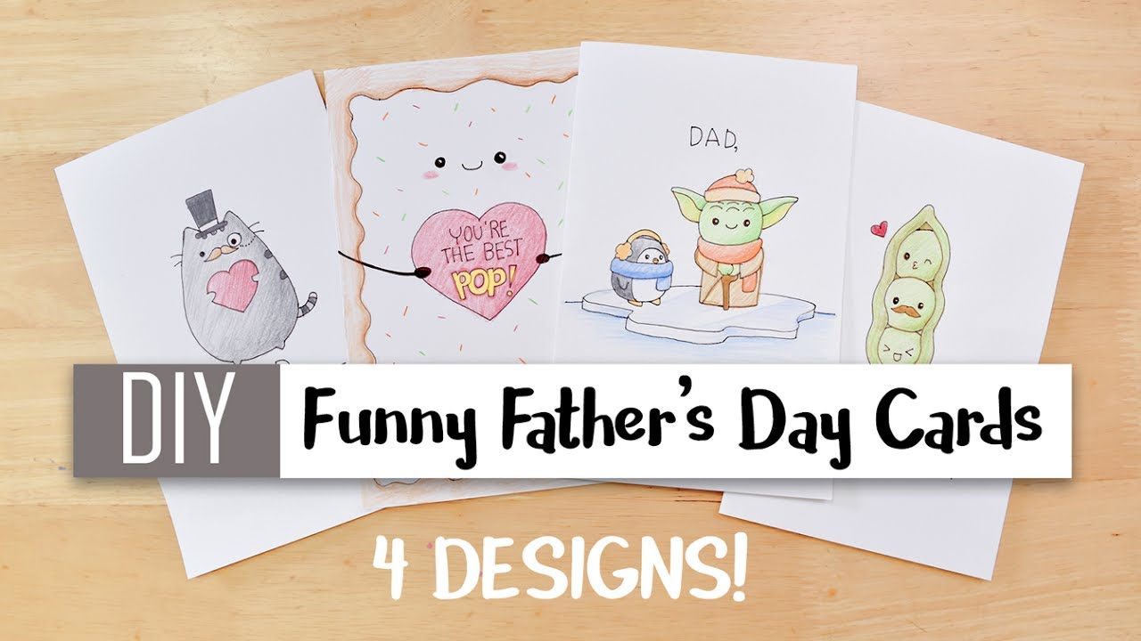 Fathers Day Cards Idea