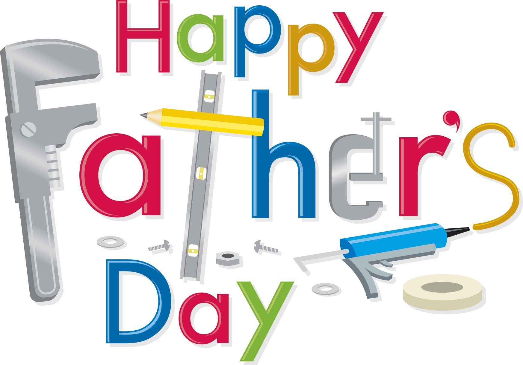 Fathers Day Clip Art Free Image