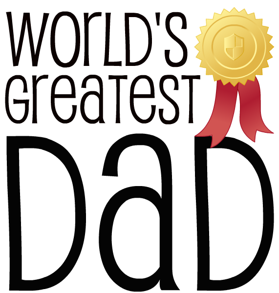 Fathers Day Clip Art Greatest DAD