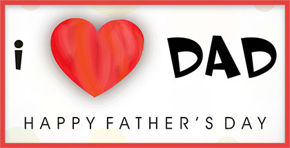 Fathers Day Emoji Heart Emotion