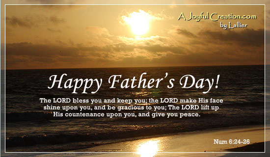Fathers Day Religious Cards