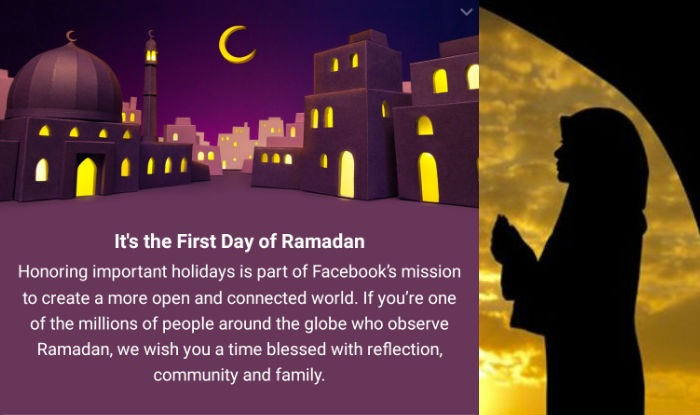 First Day of Ramadan Messages