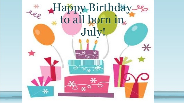 Free Download July Birthday Images, Quotes Pretty