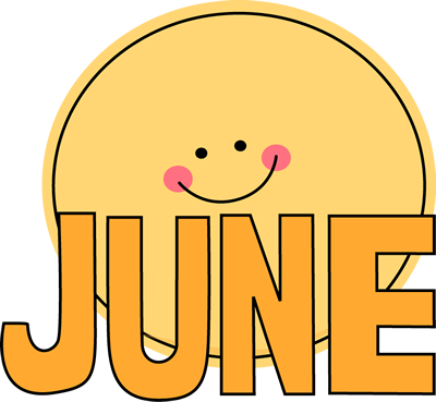 Free June Clipart