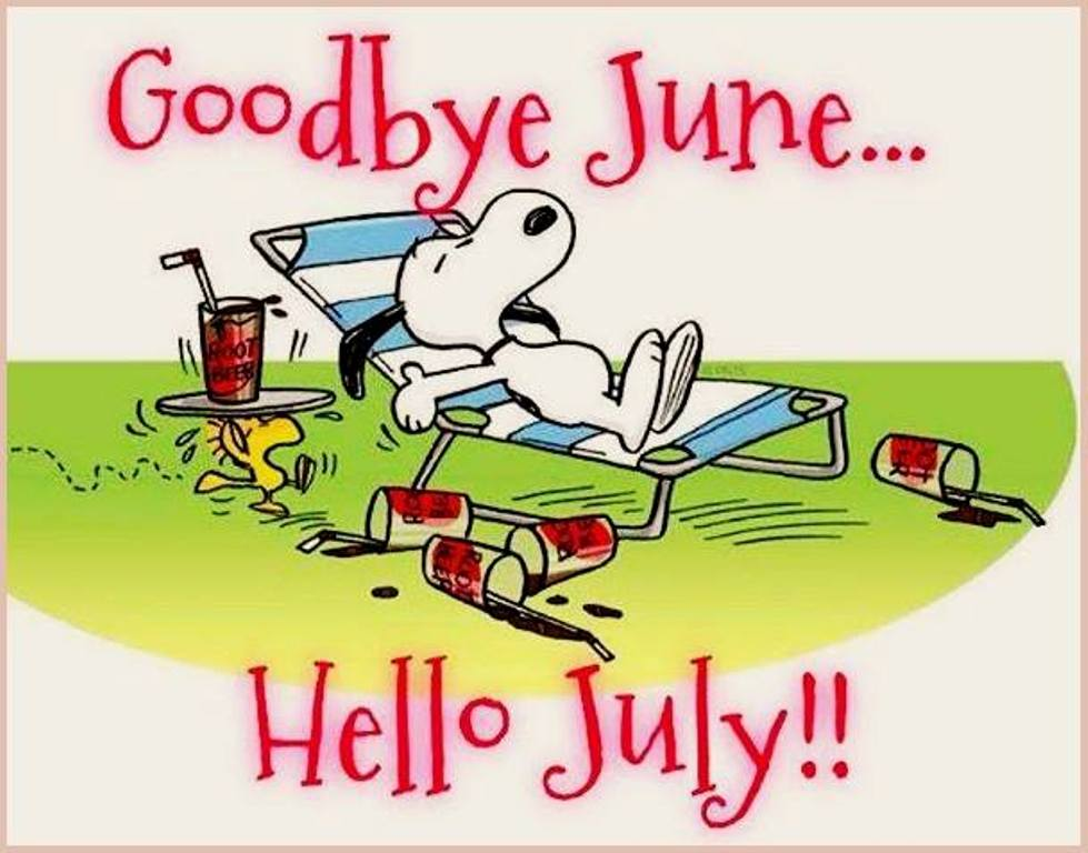 Goodbye May Hello June Instagram