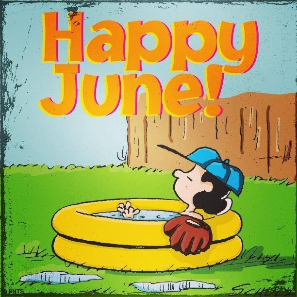 Happy June Cartoon Images