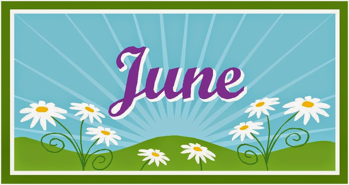 Happy June Facebook