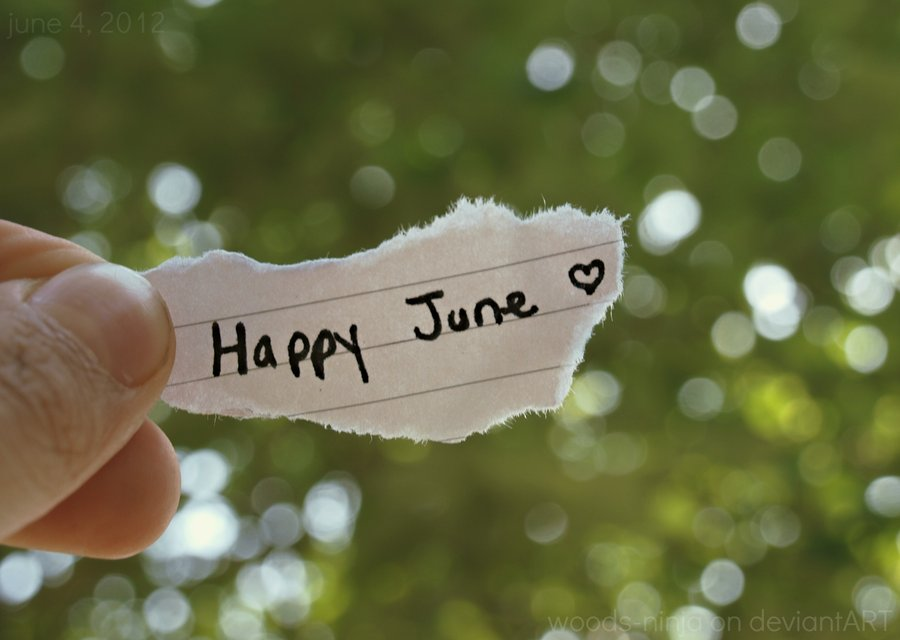 Happy June Images Tumblr