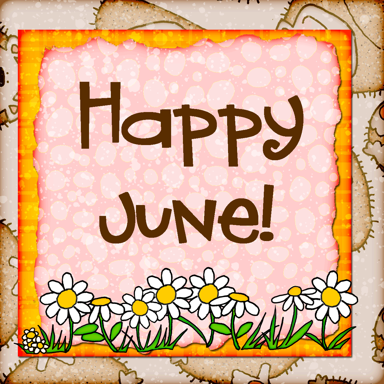 Happy June Month