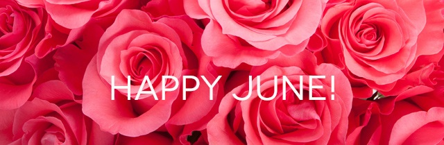 Happy June Photos