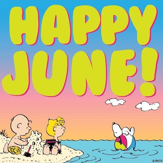 Happy June Pictures
