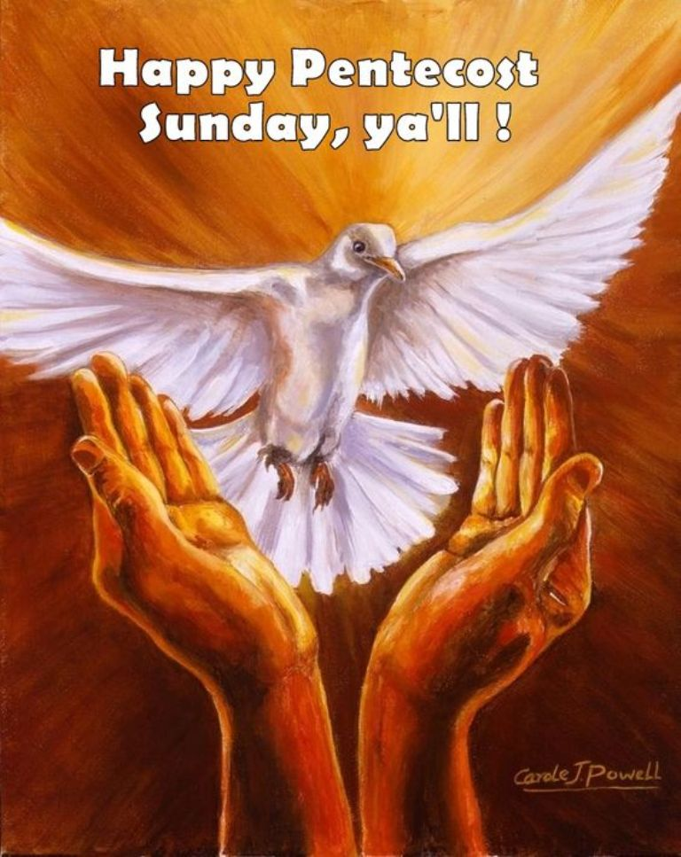 Happy Pentecost Sunday Images
