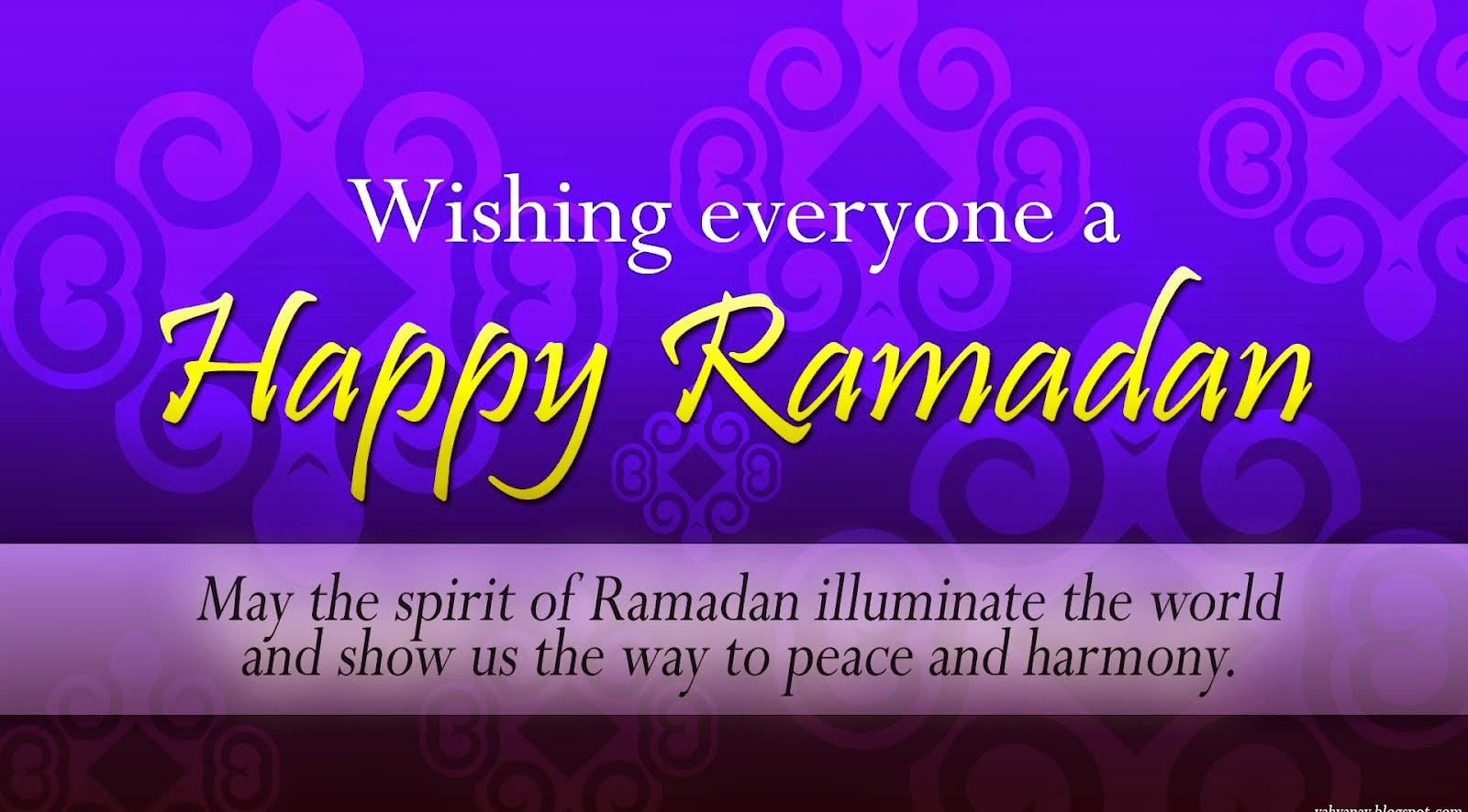 Happy Ramadan Messages For Facebook