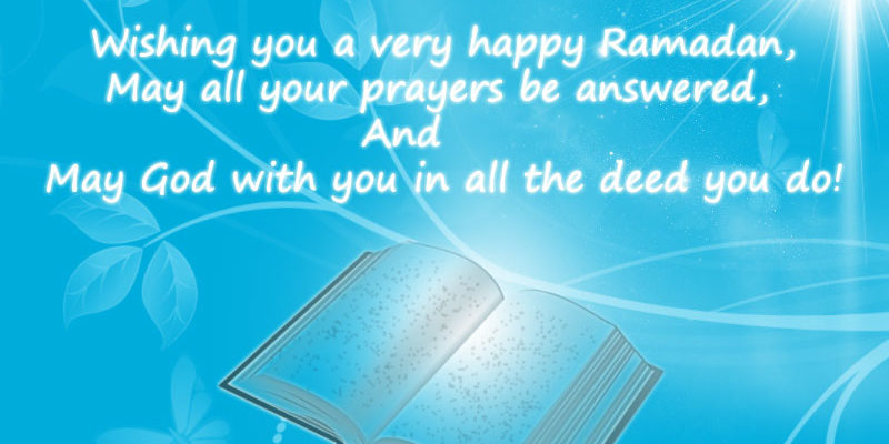 Happy Ramadan Messages Wishes