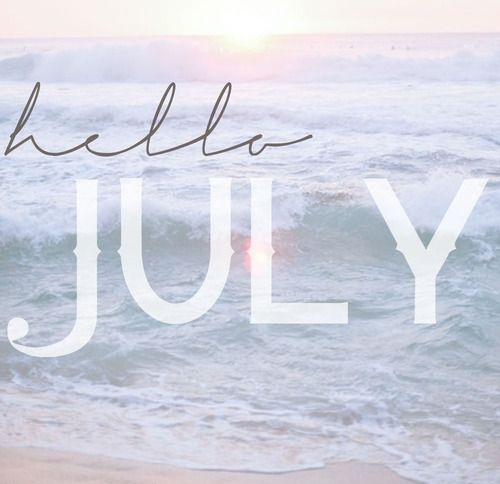 Hello July Images Facebook