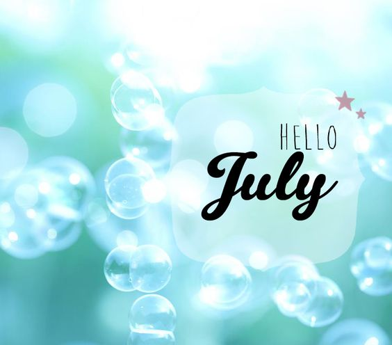 Hello July Images Firework