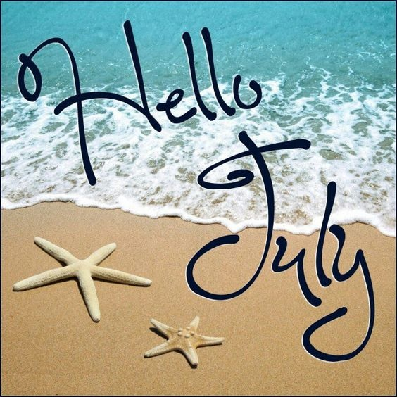 Hello July Images Nature Desk Wallpaper