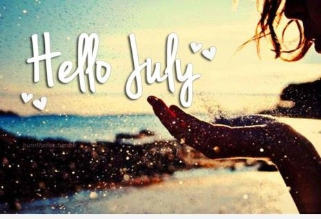 Hello July Quotes Free Download