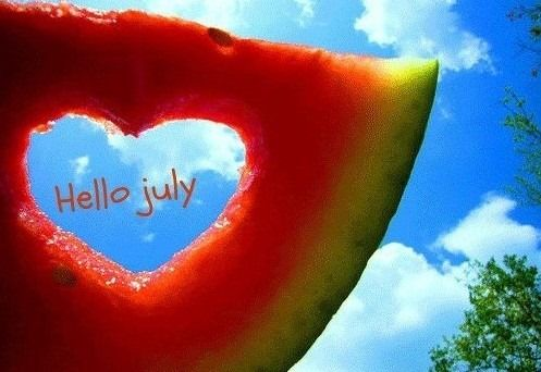Hello July Quotes Summer Wishes