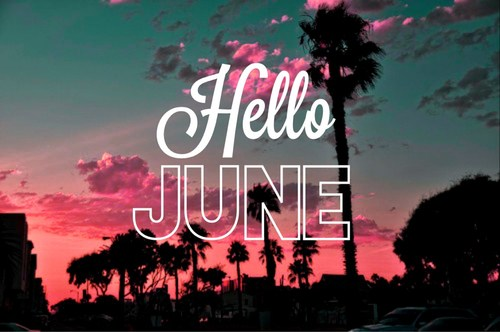 Hello June Hd Images