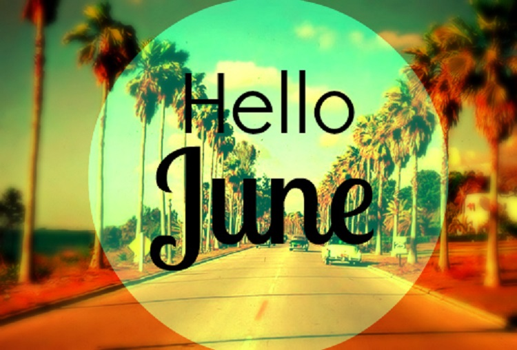 Hello June Images and Pictures