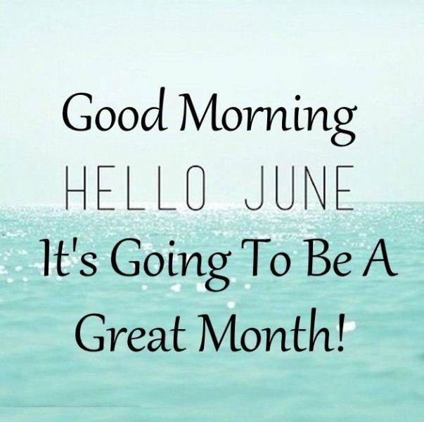 Hello June Quotes Download