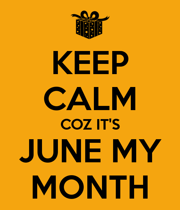 June Born Quotes Keep Calm