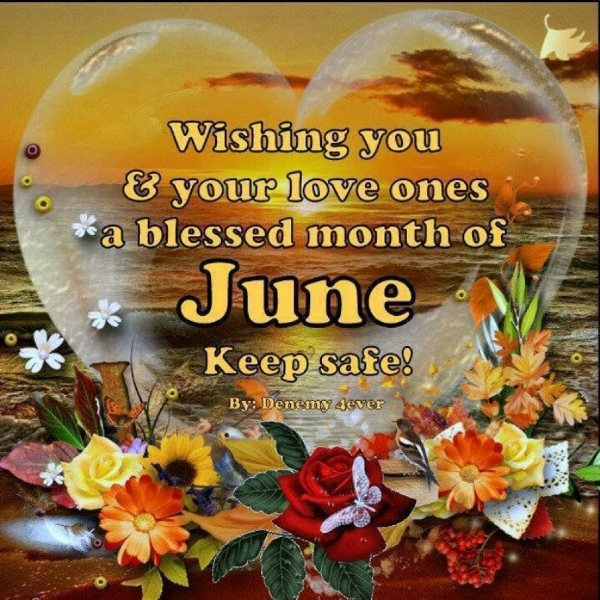June Month Quotes