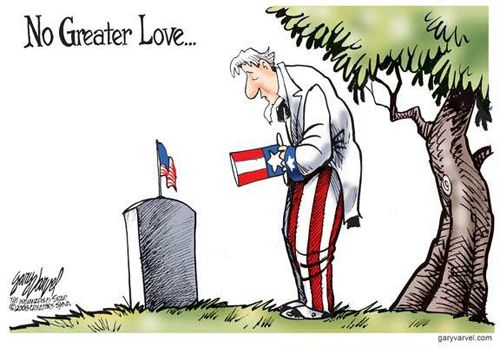 Memorial Day Cartoon Images