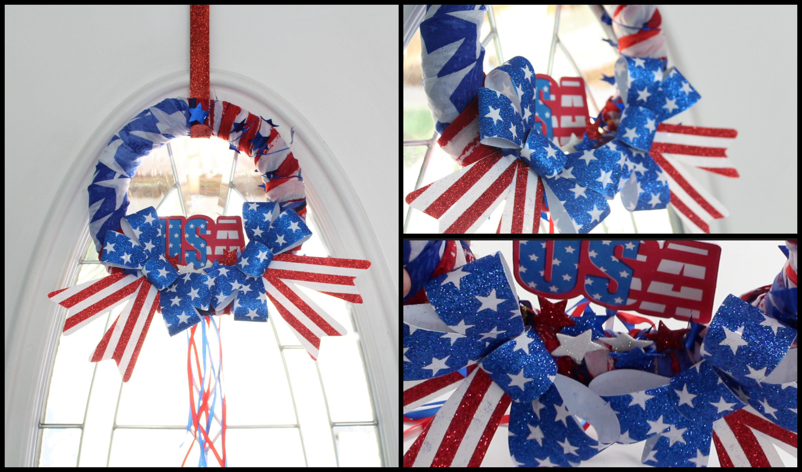 Memorial Day Decorations Doller Tree Image