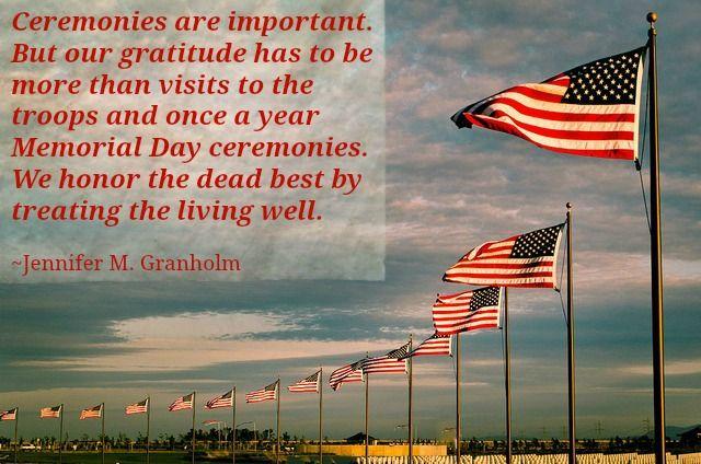 Memorial Day Sayings and Quotes