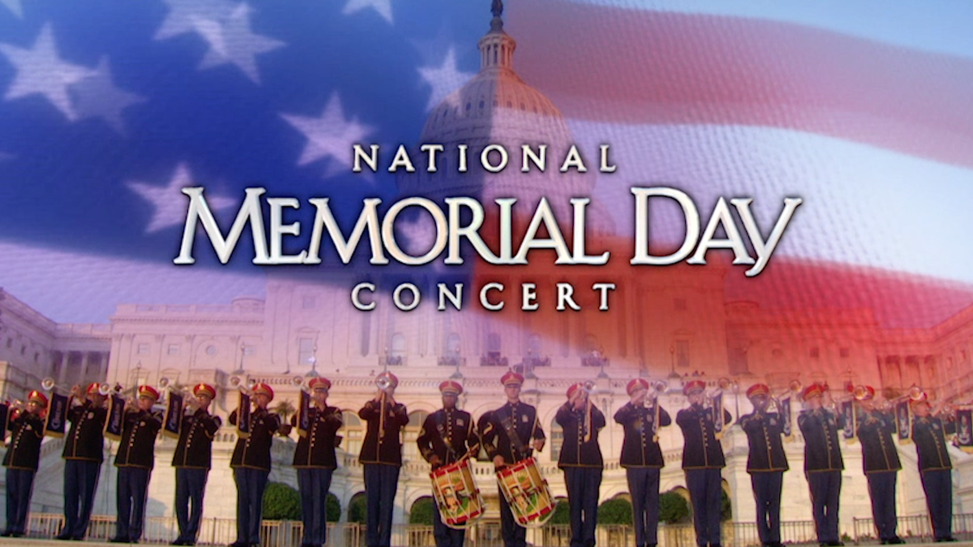 Online Memorial Day Weekend 2018 Concert